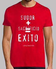 Sudor + Sacrificio = Exito