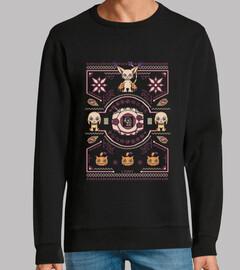 Suéter digital : Luz