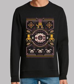 Suéter digital : Valor