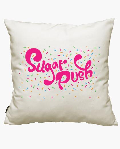 Funda cojín Sugar push donut version