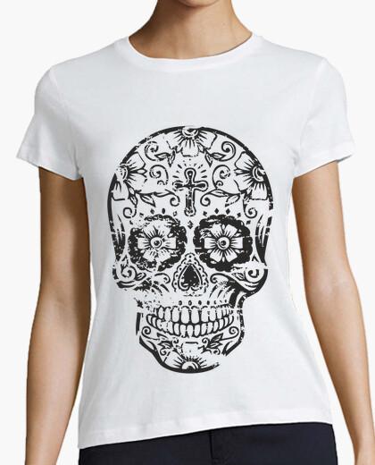 Tee-shirt Sugarskull 4