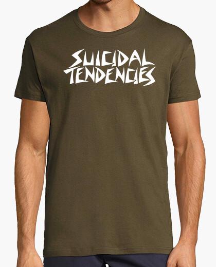 Camiseta suicidal tendencies