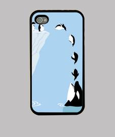 Suicidio de Pingüino