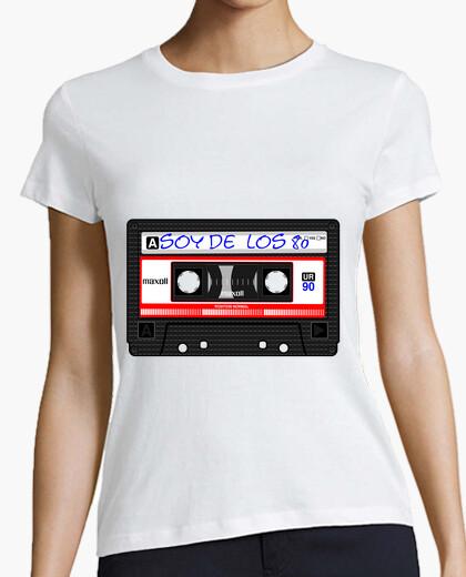 Tee-shirt suis de les 80