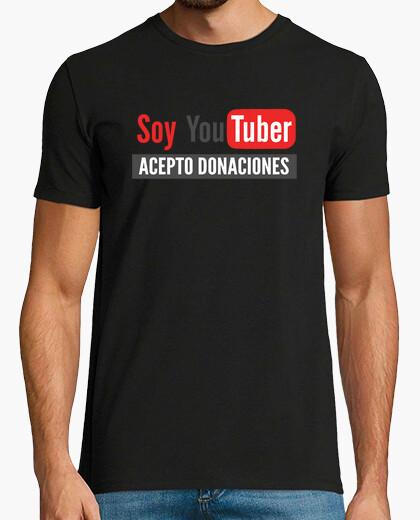 Tee-shirt suis garçon youtuber