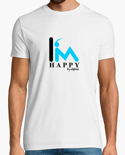 Tee-shirt suis heureuse