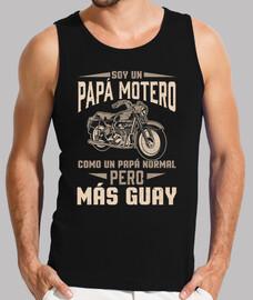 suis un papa motard comme un papa normal mais plus cool