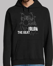 suivre les beat-drums -music- beat-rock