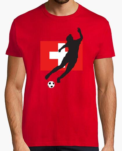 Camiseta suiza - wwc