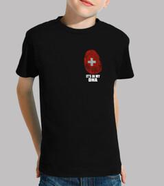 Suiza es mi ADN