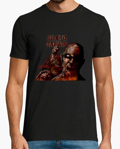 Camiseta SUJETO DARWIN