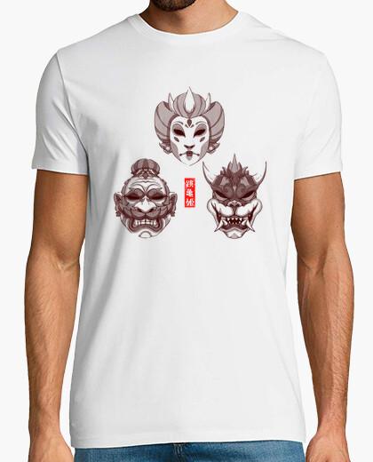 Camiseta Sumi-e Kingdom