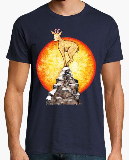 Camiseta Summer Goat