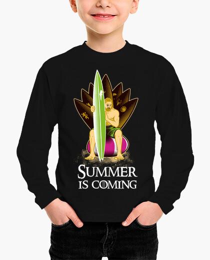 Ropa infantil Summer is coming #1