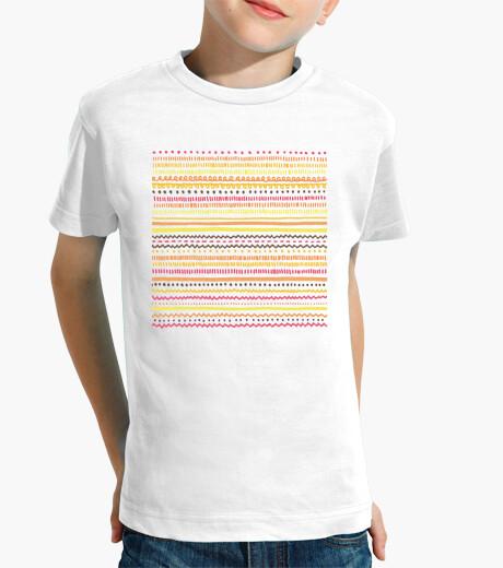 Ropa infantil Summer Pattern (transparent)
