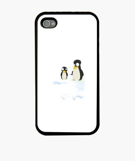 Funda iPhone Summer Penguins