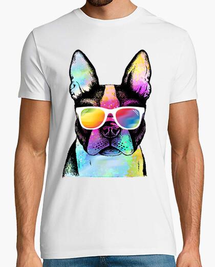 Summer pug t-shirt