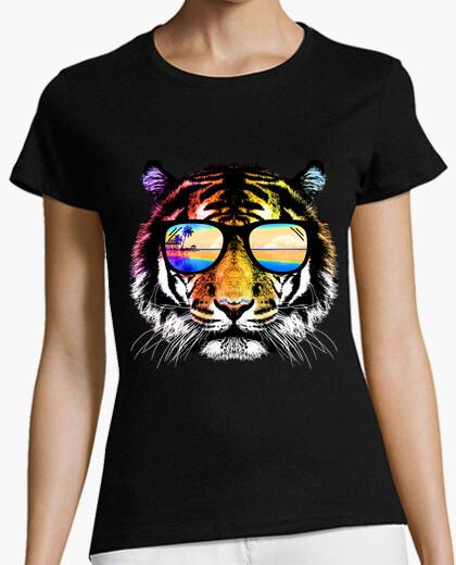 Summer tiger t-shirt