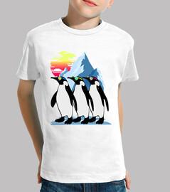 Summer Time penguins