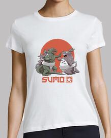 sumo pop chemise femme
