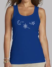 Sun Moon Star (white)