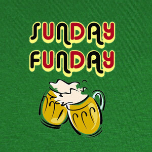 Camisetas Sunday Funday