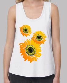 sunflowers floral composition