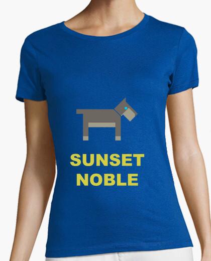 Camiseta Sunset Female Ruler