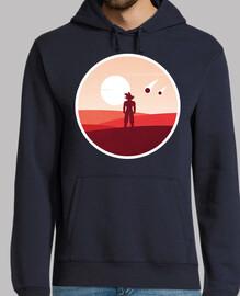 sunset goku