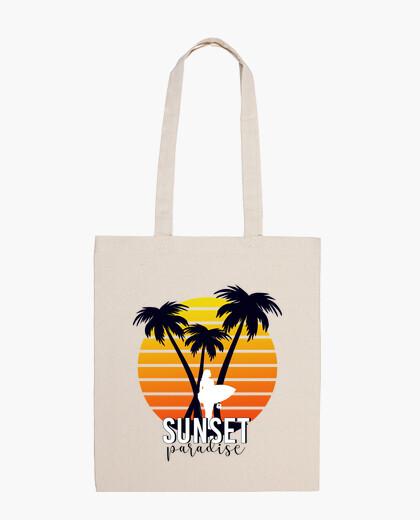 Bolsa Sunset Paradise Surf