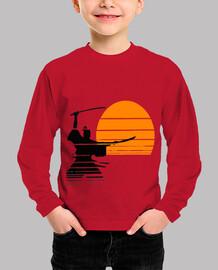 Sunset Samurai #1 para niño