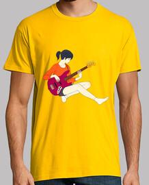 suonare il basso
