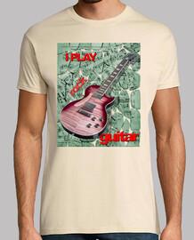suono la chitarra rock