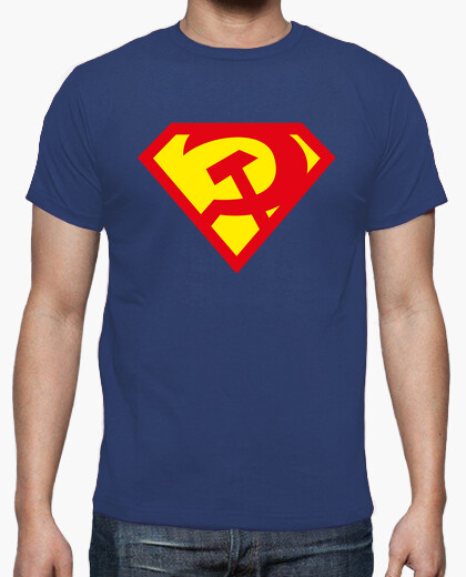 Super-communist t-shirt