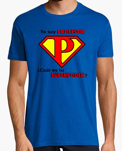 Camiseta Super-Profesor
