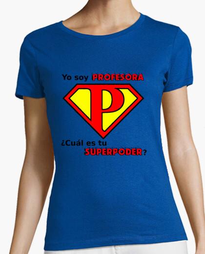 Camiseta Super-profesora
