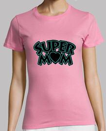 Super  mom Negra