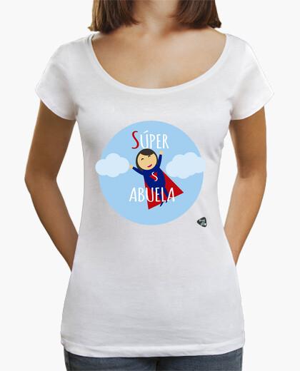 Camiseta Súper abuela