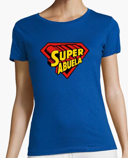 Camiseta Super Abuela