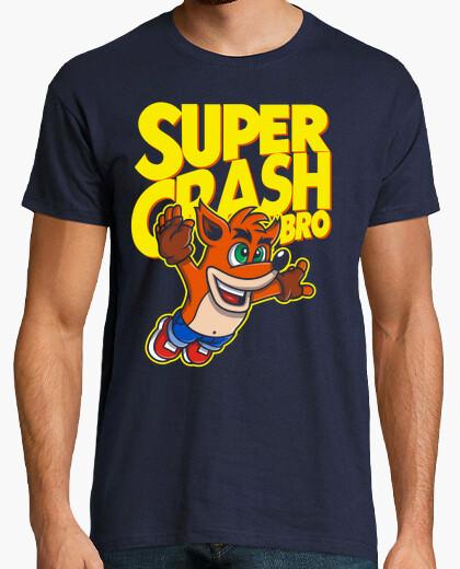 Camiseta super accidente bro