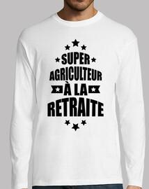 super agriculteur à la retraite