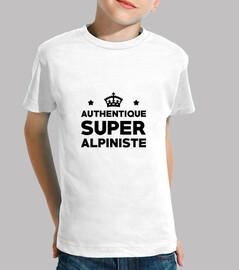 Super Alpiniste / Alpinisme