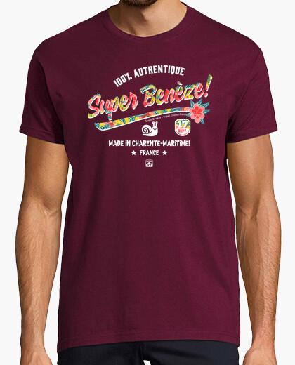 Tee-shirt Super Benèze Super Cool