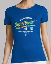 Super Benèze Super Cool Carnaval (Blanc)