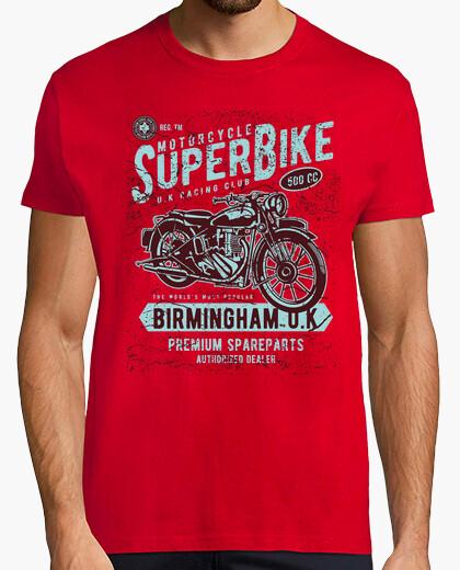 Camiseta Super Bike
