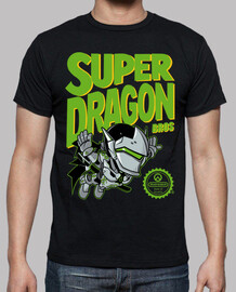 super bros drago vers. genji