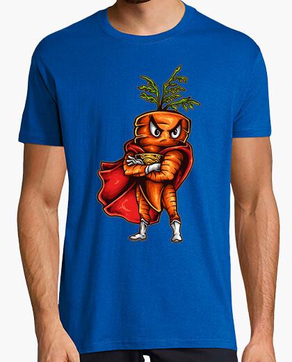 Super carrot t-shirt