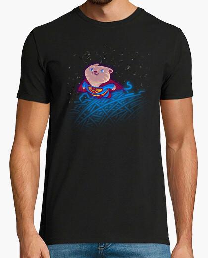 SUPER CAT camiseta