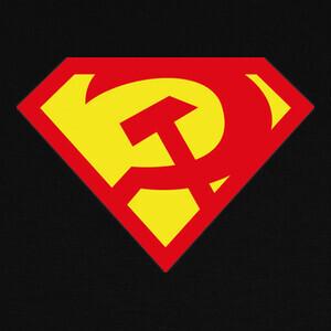 Camisetas Super comunista