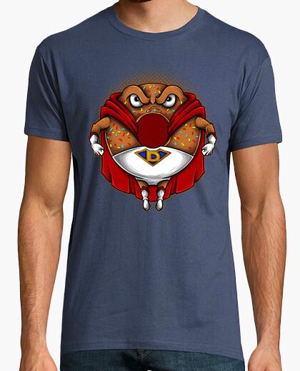 Camiseta Super Donut